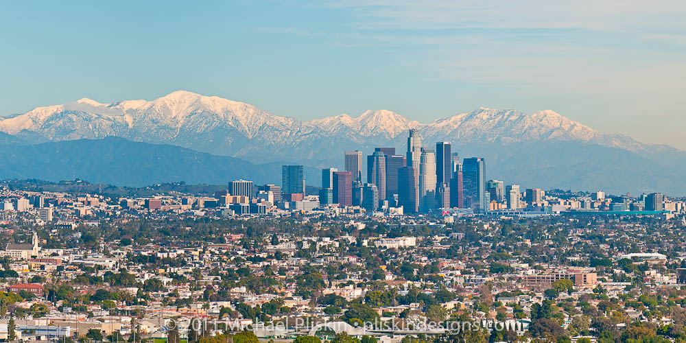 Los Angeles Winter